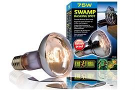 Hagen Exoterra Swamp Glo 75 Вт - лампа для болотных и водных черепах