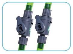 ISTA - одинарный кран для шланга 12/16 мм (2 штуки)