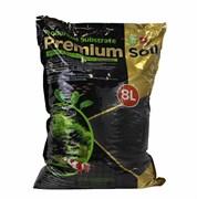 ISTA Premium Soil Субстрат для аквариумных растений и креветок премиум класса 8л,  гранулы 1,5-3,5мм