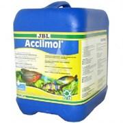 JBL Acclimol 5000 мл - Препарат для защиты рыб при акклиматизации и для уменьшения стрессов