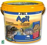 JBL Agil 2,5 л (1000 г) - Питательный корм в форме палочек для водных и болотных черепах