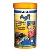 JBL Agil 250 мл (100 г) - Питательный корм в форме палочек для водных и болотных черепах