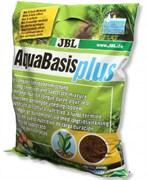 JBL AquaBasis plus 2,5 л  - готовая смесь питательных элементов для новых аквариумов