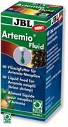 JBL ArtemioFluid 50 мл - Жидкий корм для науплий артемии
