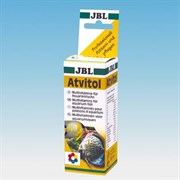 JBL Atvitol 50 мл - Мультивитаминная смесь с комплексом аминокислот