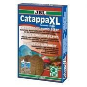JBL Catappa XL 10 шт. - Листья тропического миндального дерева размером до 24 см