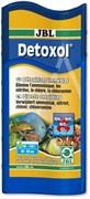 JBL Detoxol 250 мл - препарат для быстрой нейтрализации токсинов в аквариумной воде, на 1000 л воды