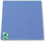 JBL Fine Filter Foam - Губка листовая тонкой очистки, синяя, 50х50х10 см