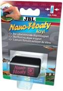 JBL Floaty NANO - Плавающий магнитный скребок для нано-аквариумов