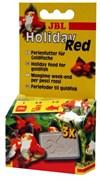 JBL Holiday Red 20 г - Корм для золотых рыб на время отпуска