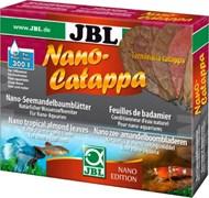 JBL NanoCatappa - Лечебные листья миндального дерева в нано-формате, 10 шт.