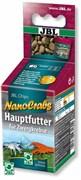 JBL NanoCrabs 60 мл - Основной корм в форме мини-чипсов для карликовых раков в нано-аквариумах