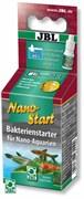 JBL NanoStart 15 мл - Препарат содержащий полезные бактерии для запуска нано-аквариумов (биостартер)