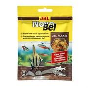 JBL NovoBel 12г (пакетик) - Основной корм в форме хлопьев для всех аквариумных рыб