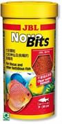 JBL NovoBits 250 мл (110 г) - Корм в форме гранул для дискусов и других привередливых тропических рыб