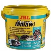 JBL NovoMalawi 5.5 л. (860 г.) - Корм в форме хлопьев для растительноядных цихлид из озер Малави и Танганьика