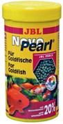 JBL NovoPearl 100 мл. (35 г.) - Корм для золотых рыб в гранулах