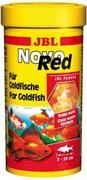 JBL NovoRed 250 мл. (40 г.) - Основной корм для золотых рыб в форме хлопьев