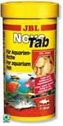 JBL NovoTab 100 мл. (160 шт.) - Корм в форме таблеток для всех видов аквариумных рыб