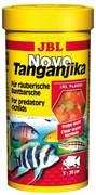 JBL NovoTanganjika 1 л. (172 г.) - Корм в форме хлопьев из рыбы и планктонных животных для хищных цихлид из озер Малави и Танганьика