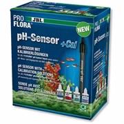 JBL ProFlora pH-Sensor+Cal - pH-электрод с калибровочными жидкостями