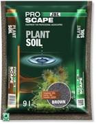 JBL ProScape PlantSoil BROWN 9 л - Питательный грунт для растительных аквариумов, коричневый