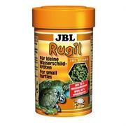 JBL Rugil 100 мл (35 г) - Корм в форме палочек для маленьких водных черепах