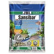 JBL Sansibar GREY 5 кг - Декоративный мелкий грунт для аквариума, серый