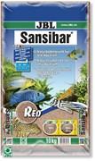 JBL Sansibar RED 10 кг - Декоративный мелкий грунт для аквариума, красный