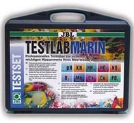 JBL Testlab Marin - Водонепроницаемый пластиковый чемодан, содержащий набор из 10-ти тестов для всестороннего анализа качества морской воды