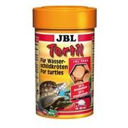 JBL Tortil 100 мл (160 шт.) - Корм в форме таблеток для водных черепах