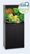 Juwel LIDO 120 LED аквариум 120л черный (Black) 61х41х58см 2х12W Фильтр Bioflow M, нагреватель 100 Вт