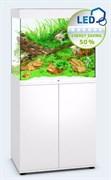 Juwel LIDO 200 LED аквариум 200л белый (White) 71х51х65см 2х14W Фильтр Bioflow M, нагреватель 200 Вт