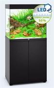 Juwel LIDO 200 LED аквариум 200л черный (Black) 71х51х65см 2х14W Фильтр Bioflow M, нагреватель 200 Вт