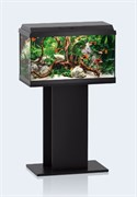 Juwel PRIMO  60 аквариум 60л черный (Black) 61х31х37см LED 8w Фильтр Bioflow One нагреватель 50 Вт