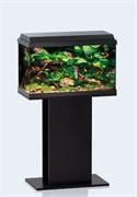 Juwel PRIMO  70 аквариум 70л черный (Black) 61х31х44см LED 8w Фильтр Bioflow One нагреватель 50 Вт