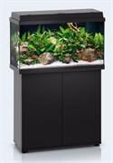 Juwel PRIMO 110 аквариум 110л черный (Black) 81х36х45см LED 10,5w Фильтр Bioflow Super нагреватель 100 Вт