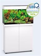 Juwel RIO 125 LED аквариум 125л белый (White) 81х36х50см 2х14W Фильтр Bioflow М, нагреватель 100 Вт