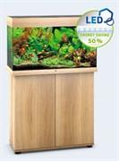 Juwel RIO 125 LED аквариум 125л светлое дерево (Light wood) 81х36х50см 2х14W Фильтр Bioflow М, нагреватель 100 Вт