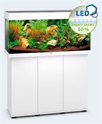 Juwel RIO 180 LED аквариум 180л белый (white) 101х41х50см 2х23W Фильтр Bioflow M, нагреватель 200 Вт