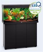 Juwel RIO 180 LED аквариум 180л черный (Black) 101х41х50см 2х23W Фильтр Bioflow M, нагреватель 200 Вт
