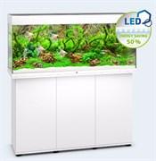 Juwel RIO 240 LED аквариум 240л белый (White) 121х41х55см 2х29W Фильтр Bioflow M, нагреватель 200 Вт