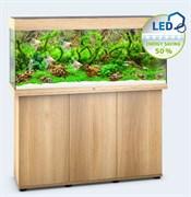 Juwel RIO 240 LED аквариум 240л светлое дерево (Light wood) 121х41х55см 2х29W Фильтр Bioflow M, нагреватель 200 Вт