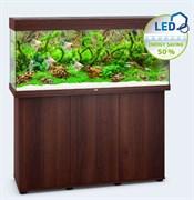 Juwel RIO 240 LED аквариум 240л темное дерево (Dark Wood) 121х41х55см 2х29W Фильтр Bioflow M, нагреватель 200 Вт