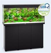 Juwel RIO 240 LED аквариум 240л черный (Black) 121х41х55см 2х29W Фильтр Bioflow M, нагреватель 200 Вт