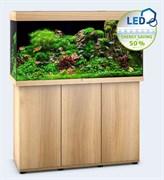 Juwel RIO 350 LED аквариум 350л светлое дерево (Light wood) 121х51х66см 2х29W Фильтр Bioflow L, нагреватель 300 Вт