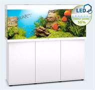 Juwel RIO 450 LED аквариум 450л белый (white) 151х51х66см 2х31W Фильтр Bioflow XL, нагреватель 300 Вт