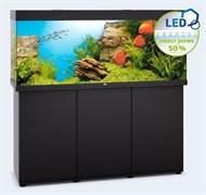 Juwel RIO 450 LED аквариум 450л черный (Black) 151х51х66см 2х31W Фильтр Bioflow XL, нагреватель 300 Вт