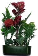Karlie искусственное растение бакопа 15 см