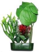 Karlie искусственное растение эхинодорус 15 см